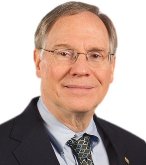 Portrait photo of Robert Bubeck PhD