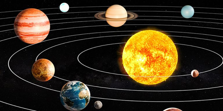 Image of Solar System