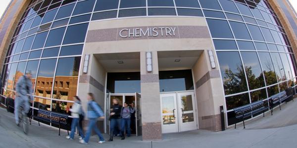 Image of MSU Chemistry Building