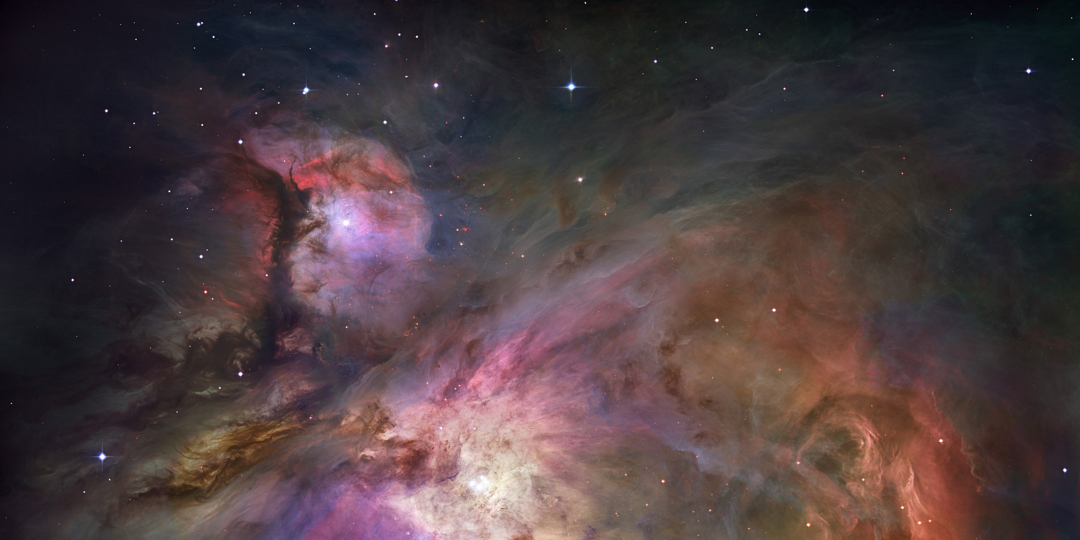 Image of star birth from Hubble Space Telescope
