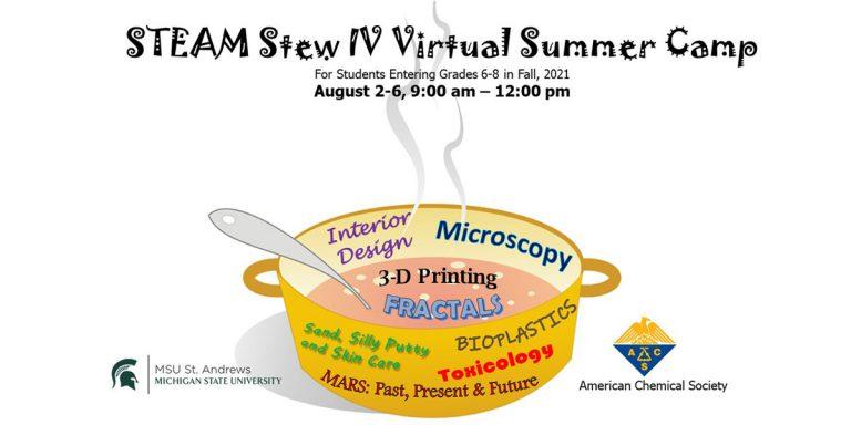 STEAM Stew IV Logo
