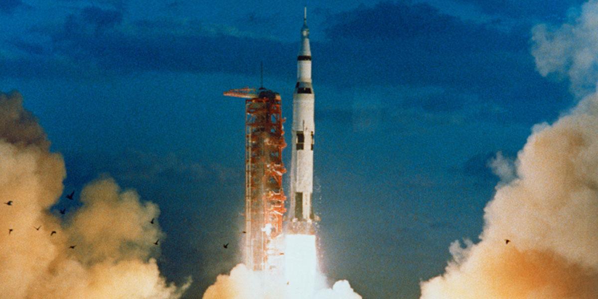 Image of Apollo 4 Launch